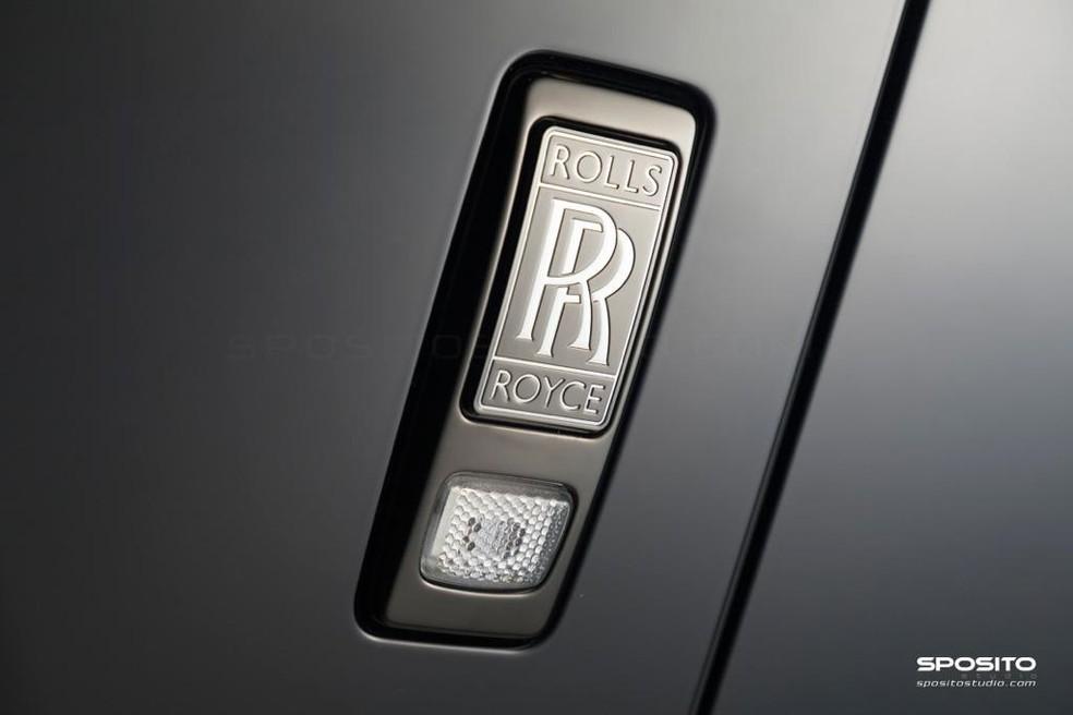 Rolls-Royce Cullinan Black Badge — Foto: Rolls-Royce Motor Cars São Paulo/Sposito Studios