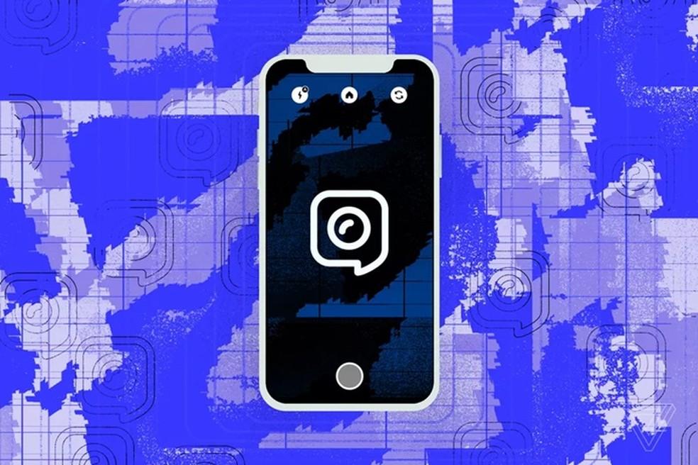 Layout do app Threads — Foto: Reprodução/The Verge/Alex Castro