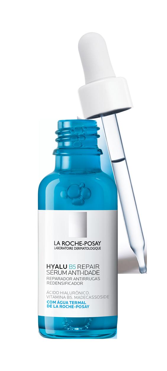 Hyalu B5 Repair Sérum Anti-idade da La Roche Posay: sérum promete lifting e glow para pele (Foto: Divulgação)
