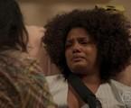 Jéssica Ellen em cena como Camila em 'Amo de mãe' | Reprodução