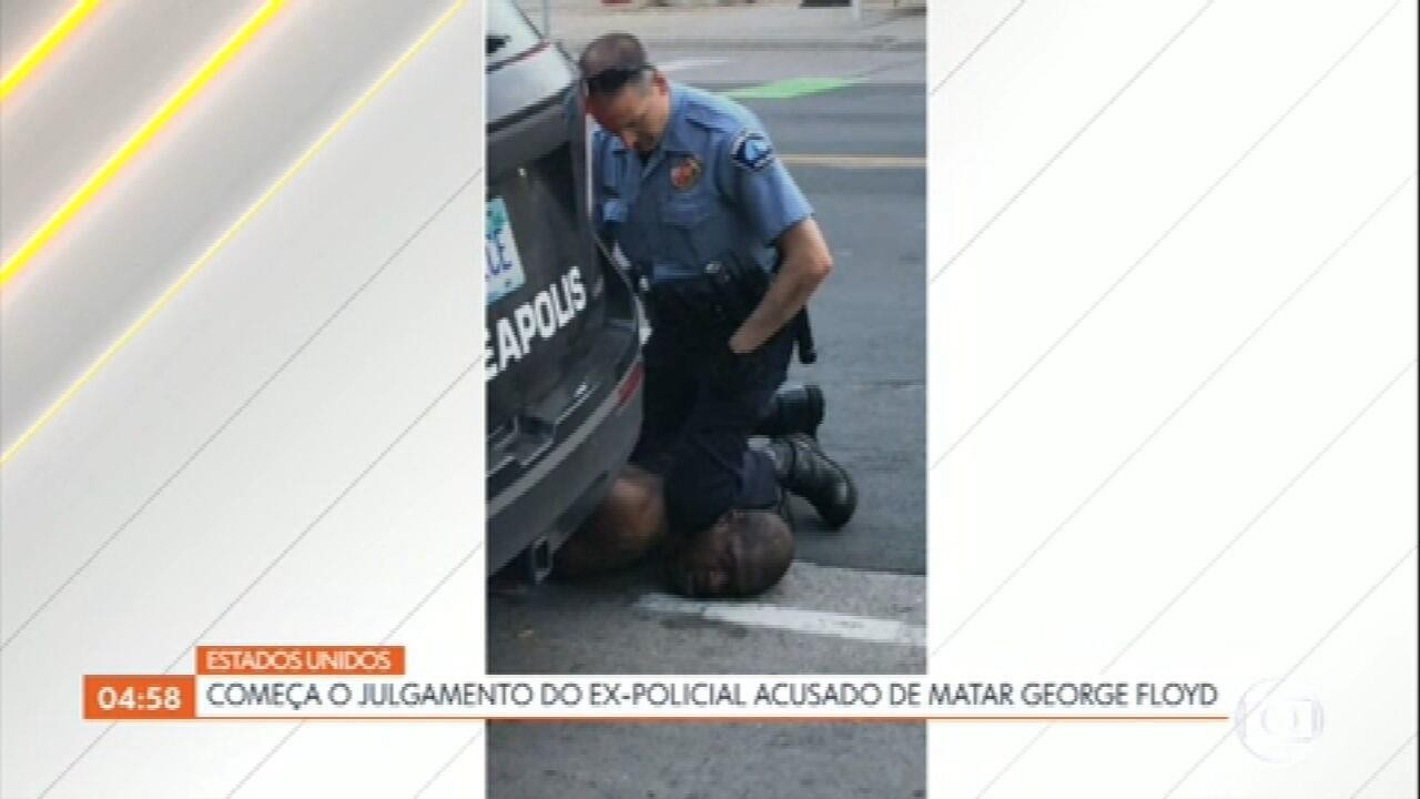 George Floyd: promotor diz aos jurados que policial traiu distintivo e deve ser punido