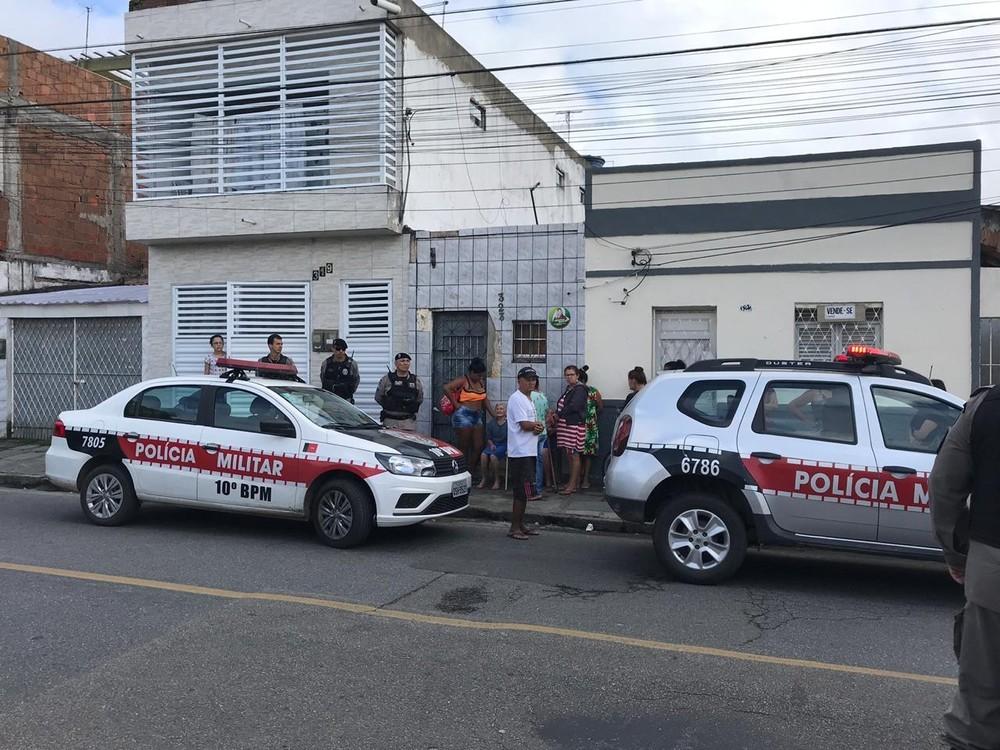 Suspeito de matar vizinho com tiro na cabeça é preso, em Campina Grande - Notícias - Plantão Diário