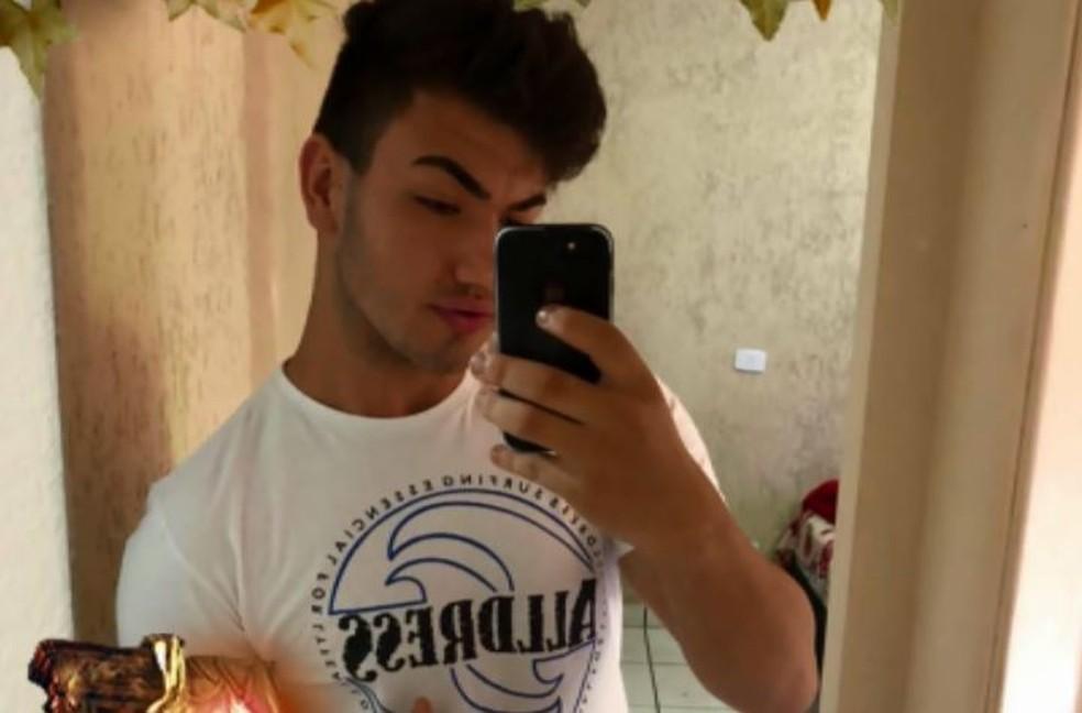 Jovem morreu após passar mal durante festa rave em Andradas — Foto: Reprodução Facebook