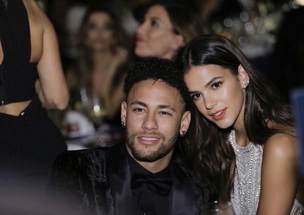 Bruna Marquezine e Neymar (Foto: Getty)
