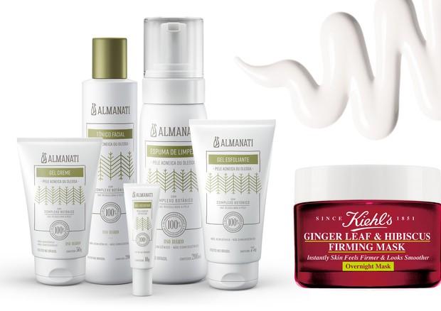 Skincare verde: novidades mais naturais para a rotina de cuidados com a pele (Foto: Divulgação)