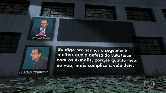 Moro e advogado de Lula discutem em audiência de Marcelo Odebrecht