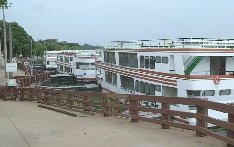 Após seis meses, Barra Bonita retoma navegação turística no Rio Tietê