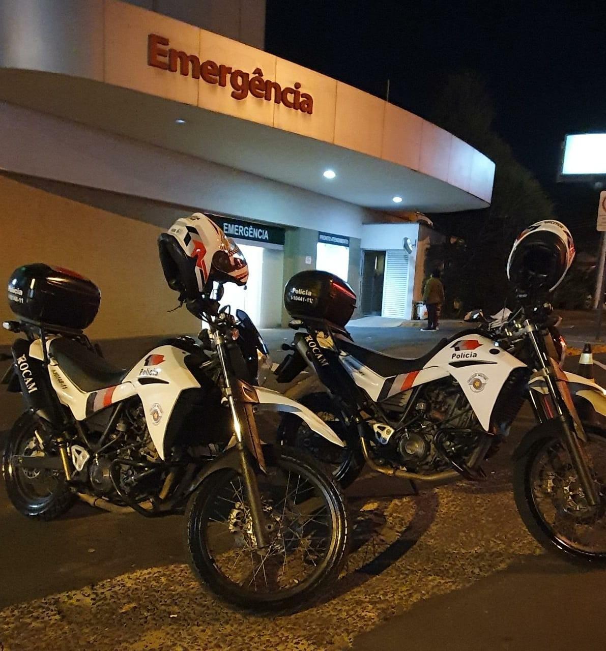 Policial salva recém-nascida de engastamento em Piracicaba