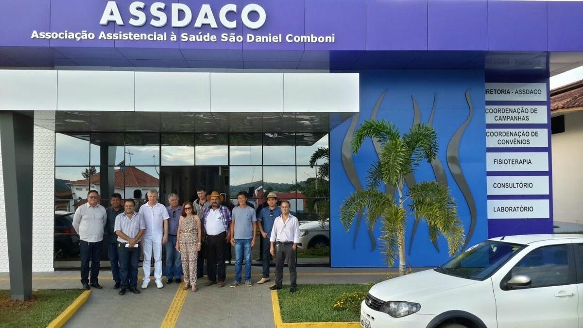 Hospital do câncer de Cacoal recebe R$ 230 mil obtido em leilão de Alvorada, RO
