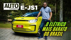 O elétrico mais barato do Brasil
