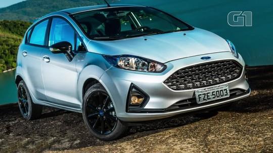 Ford Fiesta Sedan deixa de ser vendido no Brasil; hatch perde versões