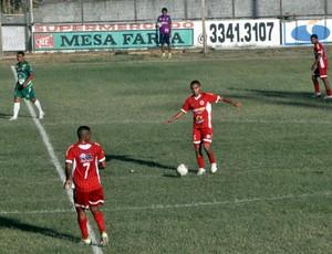 América-CE está a um jogo da Segunda Divisão do Campeonato Cearense (Foto: Deberlima.blogspot.com)