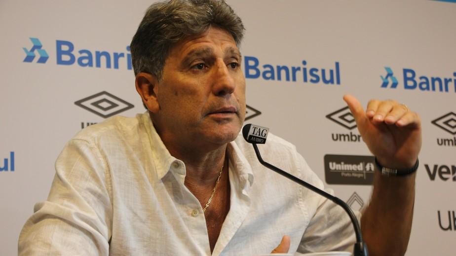 Grêmio muda o planejamento e vai usar o grupo principal desde a primeira rodada do Gauchão