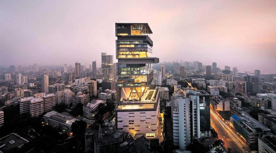 Conheça algumas das casas mais caras do mundo