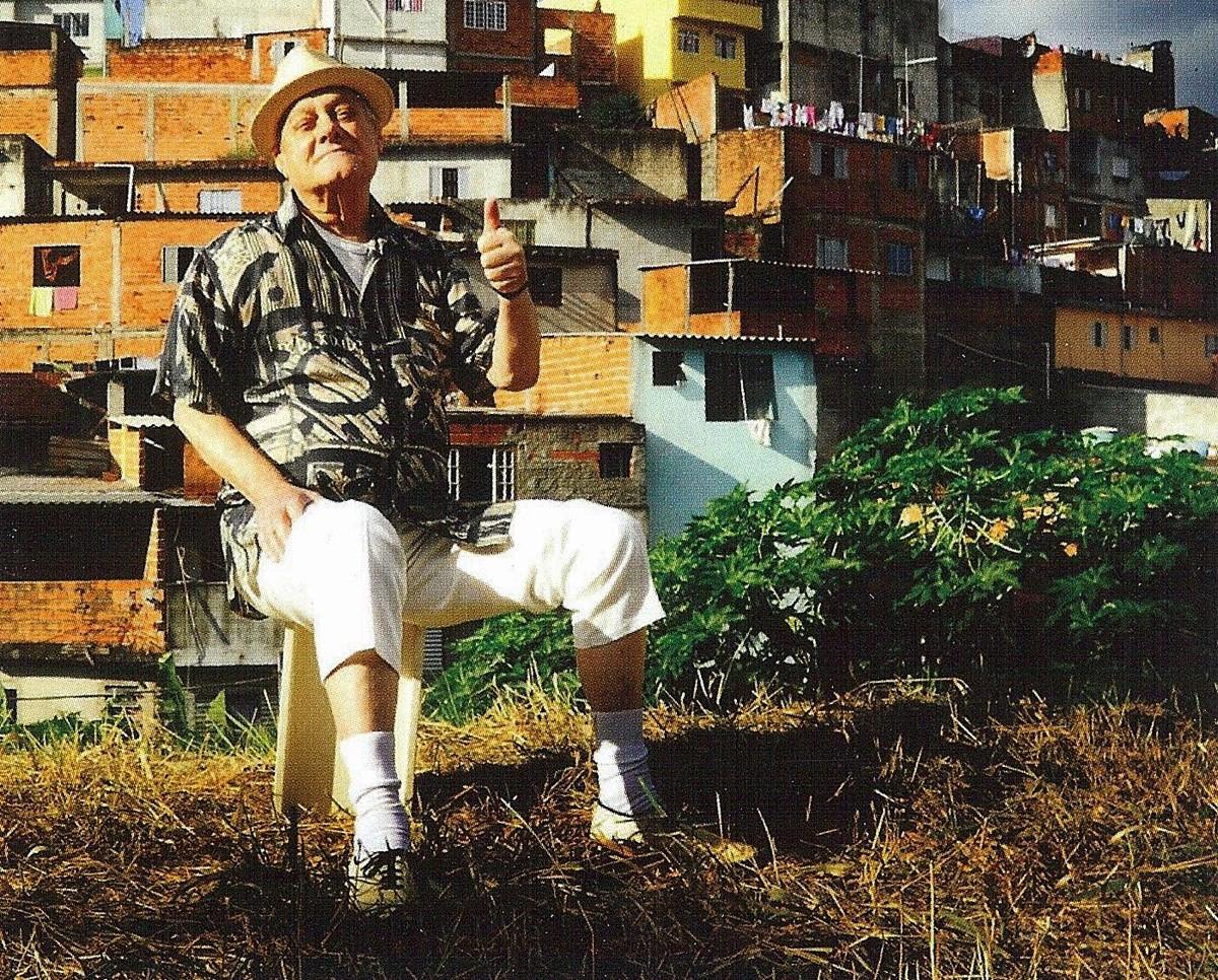 Bamba de Sampa, Germano Mathias ganha tributo que desce bem no terreiro do samba sincopado