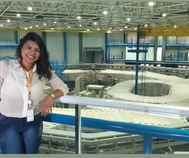 Para las mujeres y la ciencia: Ingrid Barcelos (Foto: Publicidad)
