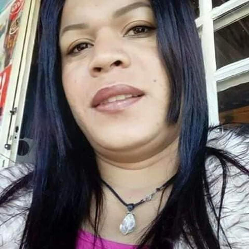 Corpo de transexual foi encontrado em milharal de Camapuã (MS). — Foto: Facebook/Reprodução