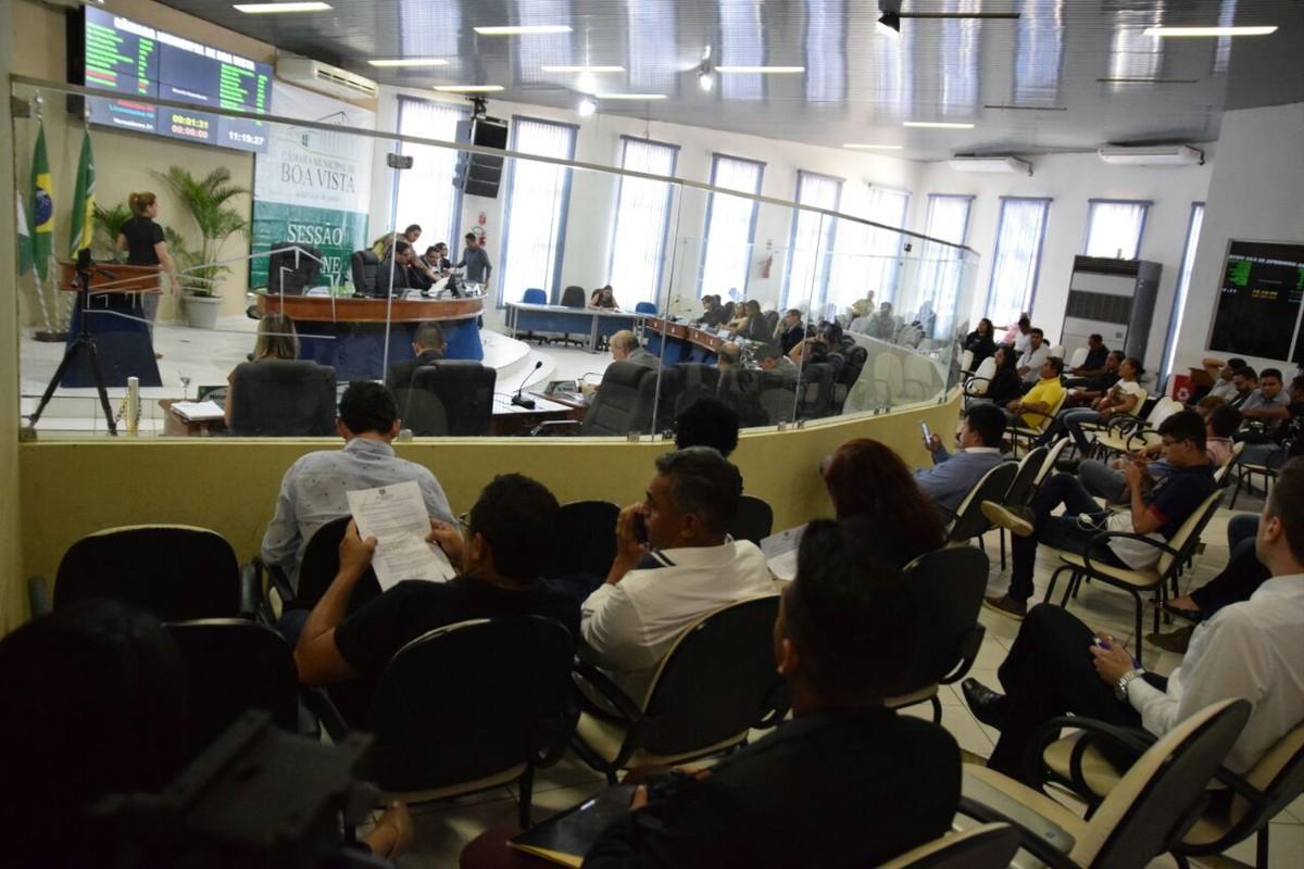 Vereador de Boa Vista propõe que contratação de servidor comissionado siga regras da Lei da Ficha Limpa