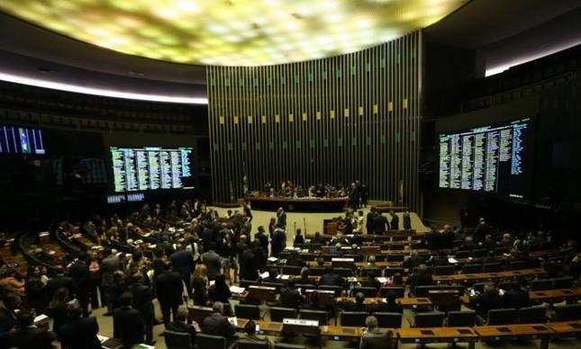 Plenário da Câmara dos Deputados vai analisar projeto