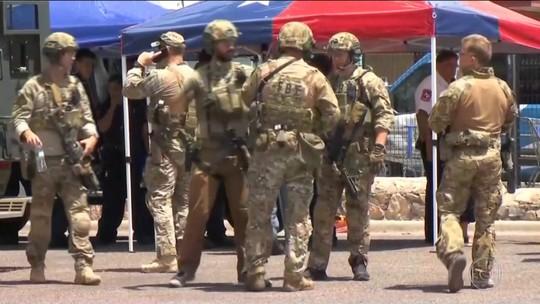 Tiros deixam 22 mortos e dezenas de feridos em centro comercial no Texas