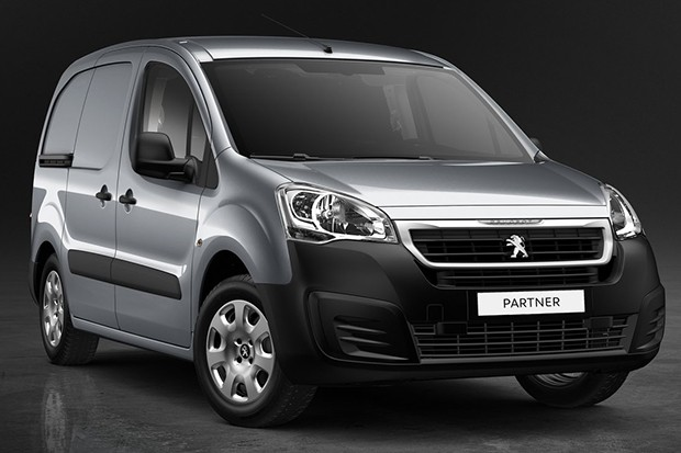 Peugeot Partner é a van de trabalho da montadora francesa (Foto: Divulgação)