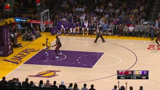Tocos, Kevin Costner na plateia e o último tango de LeBron x Wade: a noite da NBA