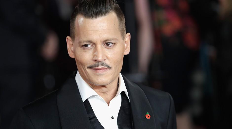 Johnny Depp selou acordo com empresa que cuidava de sua carreira (Foto: Reprodução)