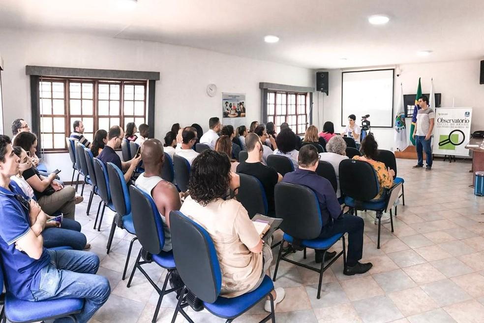 Evento gratuito do Observatório Social será na Associação Comercial de São Pedro da Aldeia, no Centro da cidade — Foto: Reprodução Facebook