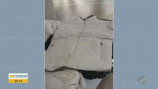 Viracopos: espanhol é preso com seis quilos de cocaína escondidos em jaqueta