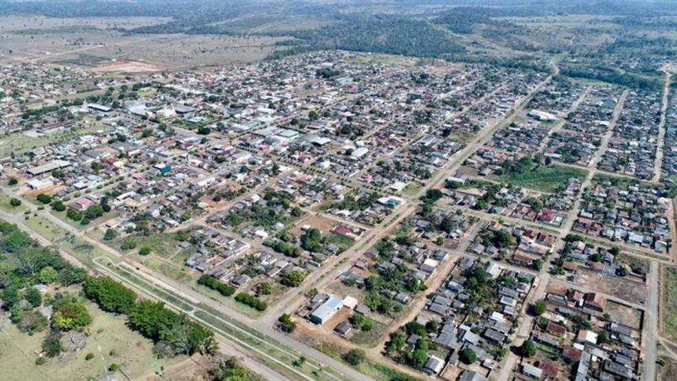 Vagas são para a cidade de Monte Negro  — Foto: Prefeitura de Monte Negro/Divulgação