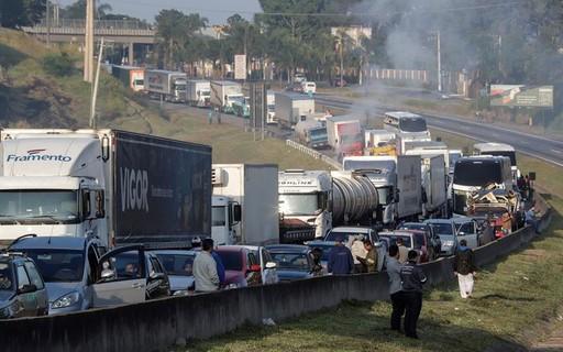 Governo ignorou pedidos do movimento dos caminhoneiros