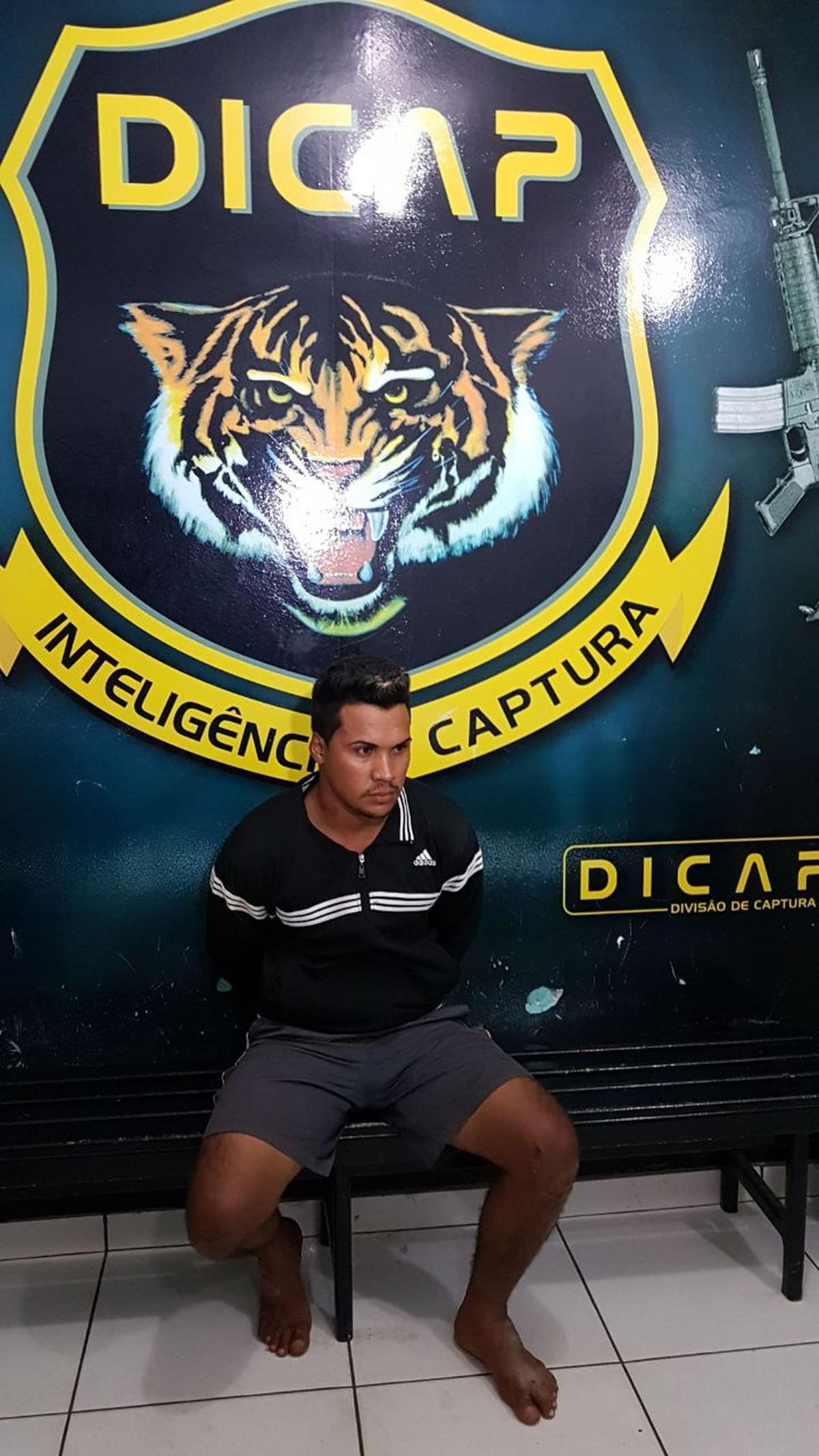 Foragido acusado de latrocínio é preso em Boa Vista ao retornar de garimpo
