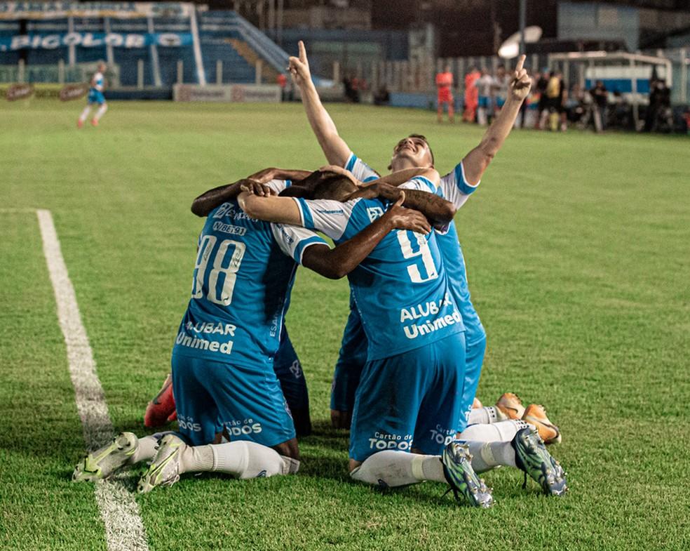 Paysandu está no quadrangular da Série C 2021 — Foto: John Wesley/Paysandu