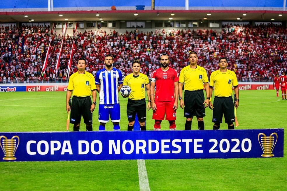 CRB e CSA se preparam para a volta do Nordestão — Foto: Ailton Cruz / Gazeta de Alagoas