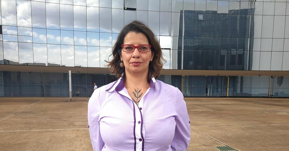 Ana Lucia Keuneck  (Foto: Helena Bertho)