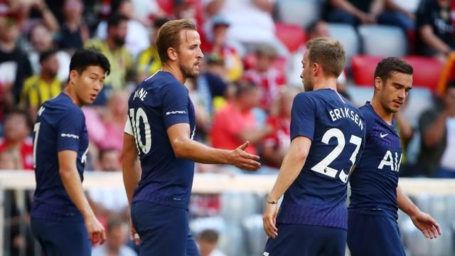 Real Tottenham Kane