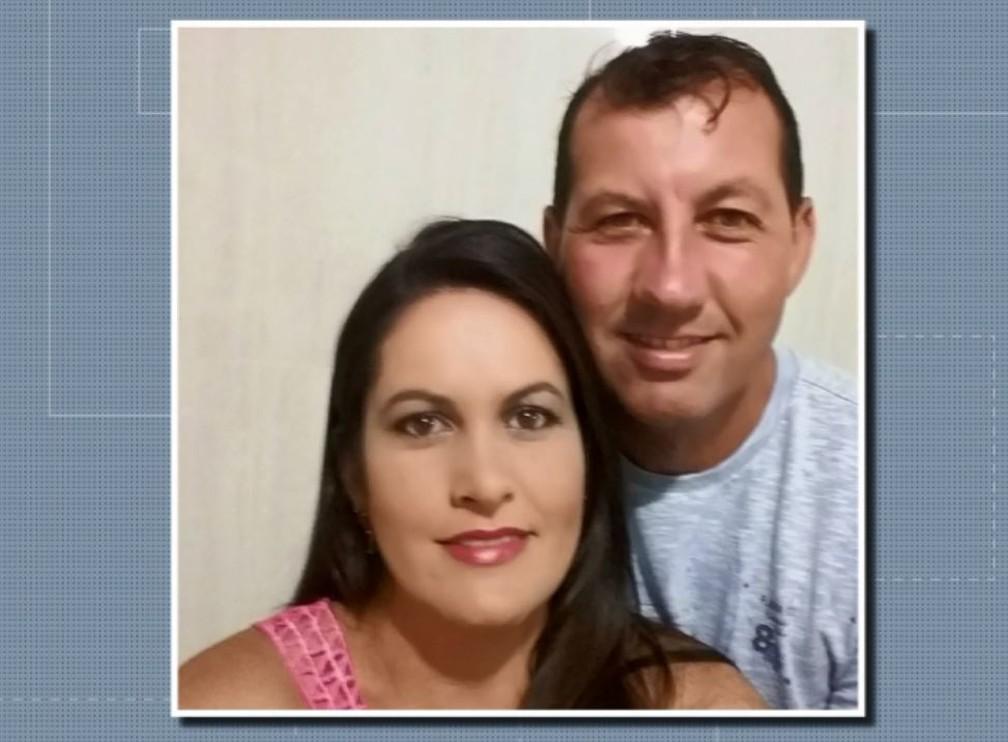 Marido matou mulher e se matou em seguida em Piranguçu (MG) — Foto: Reprodução/EPTV