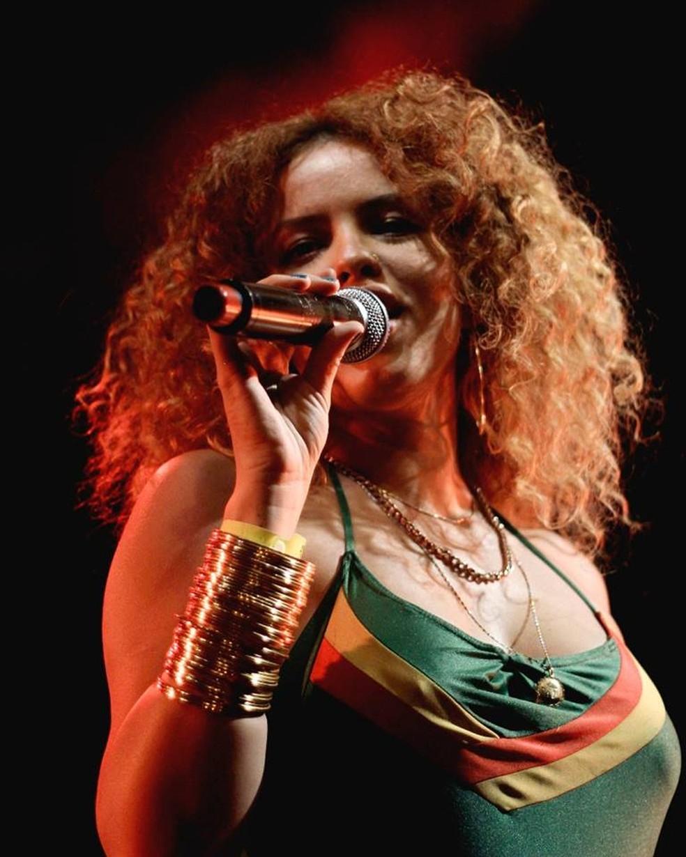 Cantora e compositora Luê Soares se apresenta em Sorocaba — Foto: Divulgação