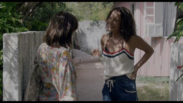 """Andrea Beltrão no filme """"Sueño Florianópolis"""" (Foto: Divulgação)"""
