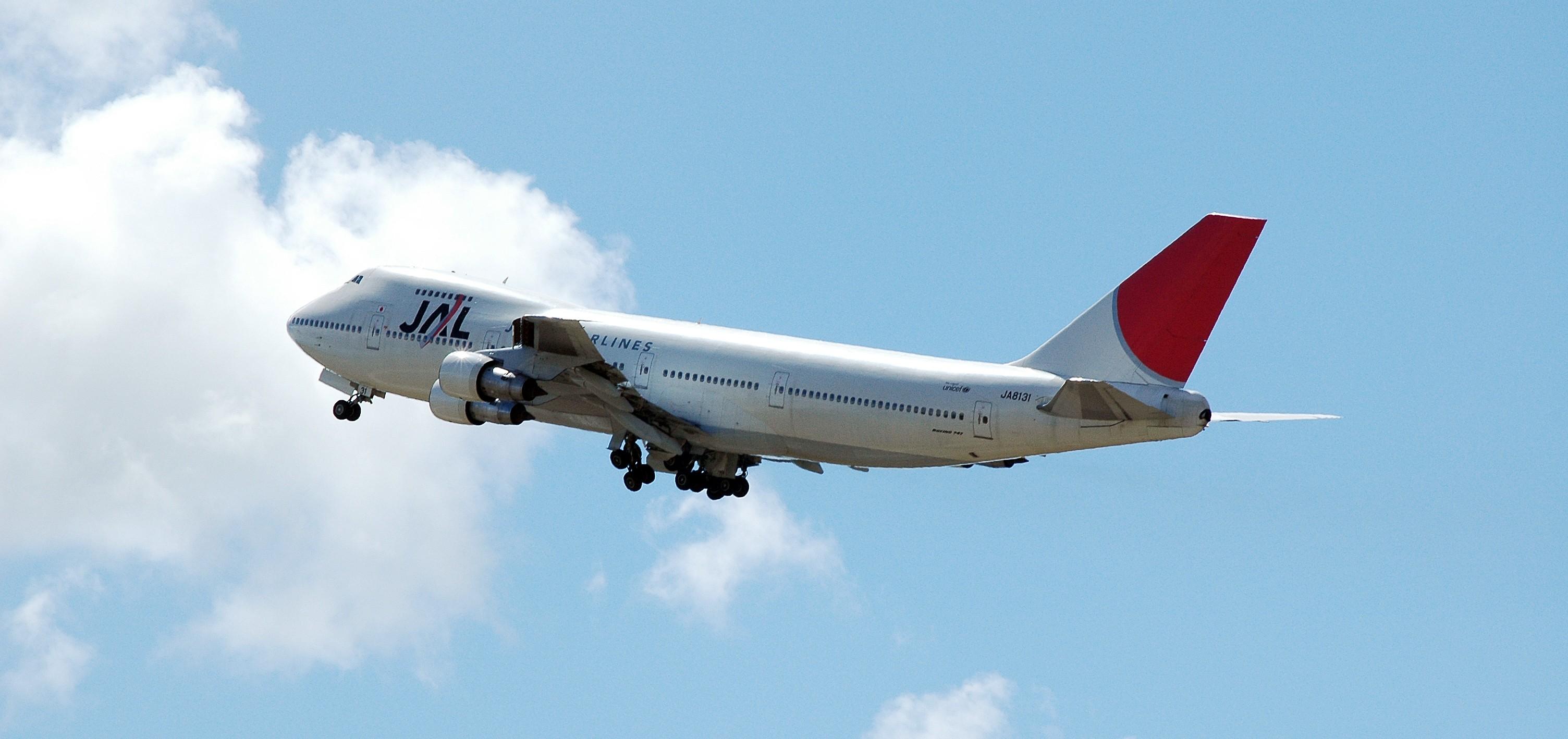 O piloto é funcionário da Japan Airlines (Foto: Wikimedia Commons)