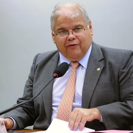 O deputado federal Lúcio Vieira Lima (PMDB - BA) (Foto: Lúcio Bernardo Junior/Câmara dos Deputados)