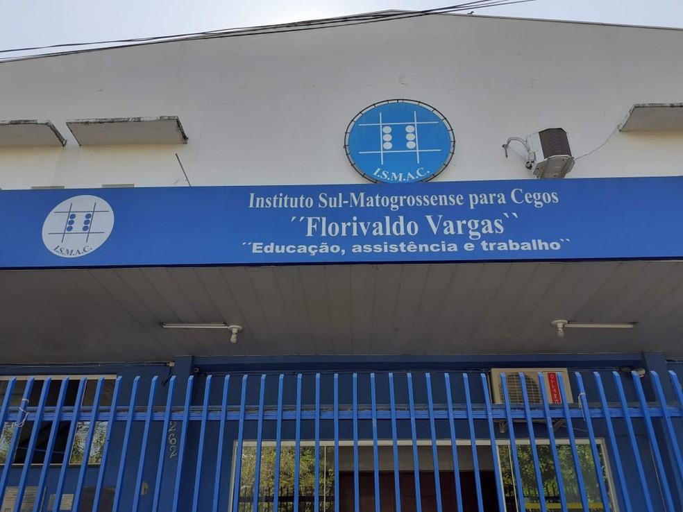 Sede do instituto, em Campo Grande (MS). — Foto: Oscar Martinez./Divulgação