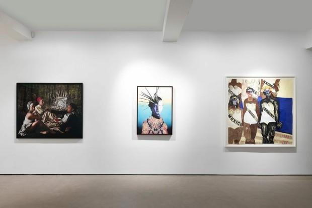 Conheça Mariane Ibrahim, galerista negra determinada a diversificar o mundo da arte em Paris (Foto: Reprodução/Instagram @marianeibrahimgallery)