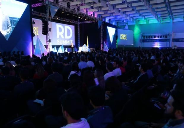 RD Summit: evento acontece de 7 a 9 de novembro, em Florianópolis (Foto: Divulgação/RD)