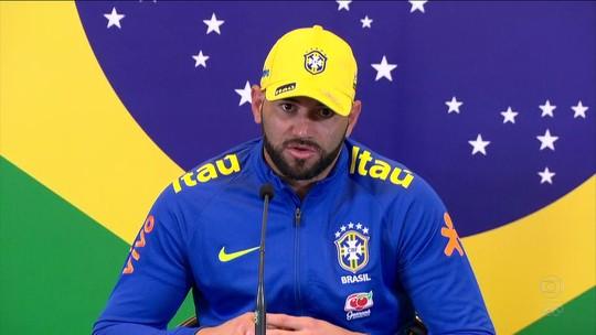 Herói olímpico, Weverton teve brecha da Fifa e foi inscrito a uma hora do prazo