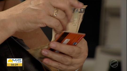 Comércio de Campo Grande está animado com dinheiro do FGTS