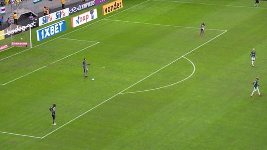 Botafogo alega uso indevido do VAR e vai pedir a anulação da partida contra o Palmeiras