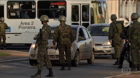 Intervenção na segurança é inédita no país desde Constituição de 1988
