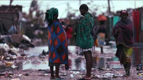 Mais de 180 morrem após ciclone atingir Moçambique e Zimbábue