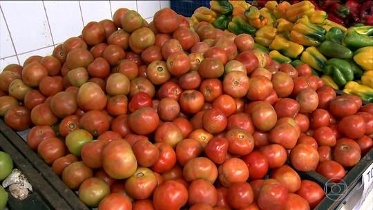 Preço do tomate dispara no país e pode atingir valores históricos em abril